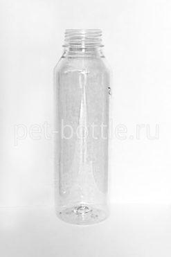 ПЭТ Бутылка 0,5 литра Широкое горло