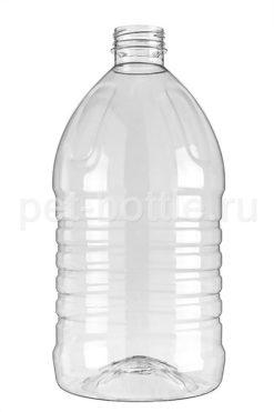 ПЭТ Бутылка 4,5 л Горло 48 мм