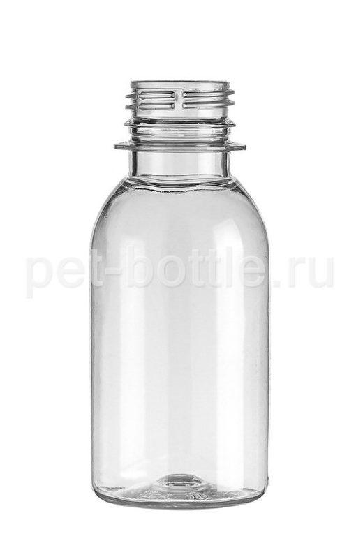 ПЭТ Бутылка 0,1 литра