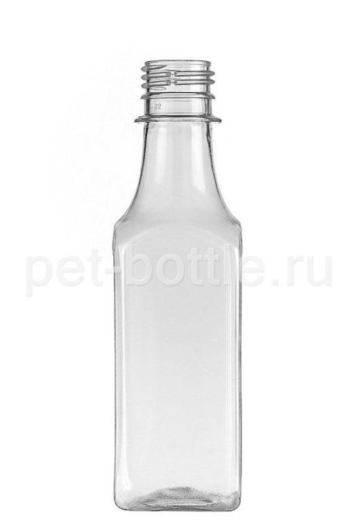 ПЭТ Бутылка 0,25 литра Хренодер