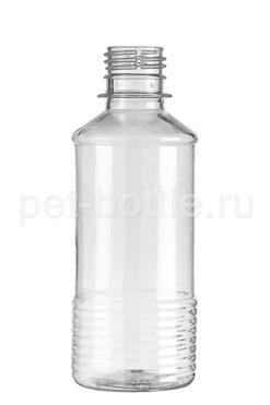 ПЭТ Бутылка 0,25 литра тех. жидкость
