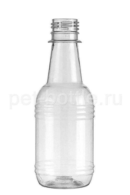 ПЭТ Бутылка 0,25 л Уксус
