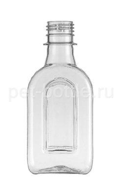 ПЭТ Бутылка 0,2 литра Бальзам
