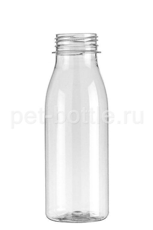 ПЭТ Бутылка 0,3 л Широкое горло