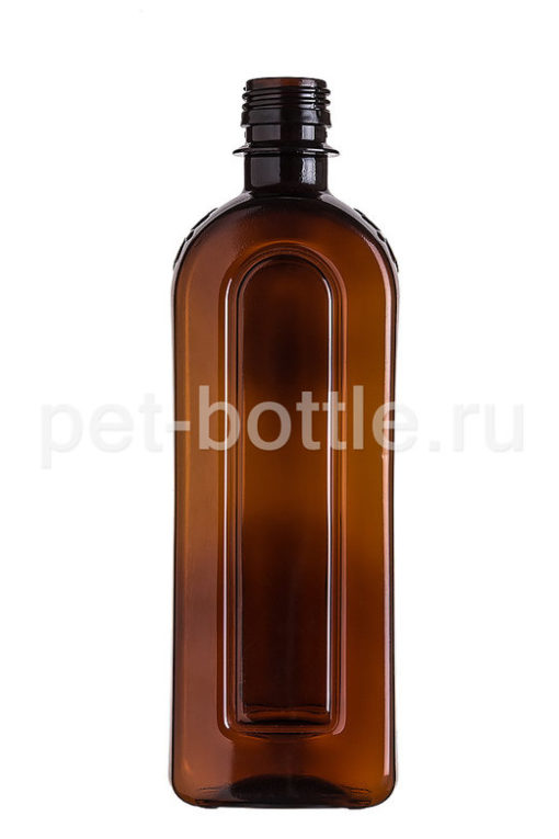ПЭТ Бутылка 0,5 литра Бальзам