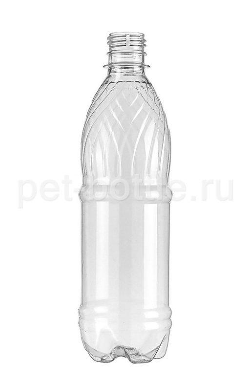 ПЭТ Бутылка 0,5 литра Купол