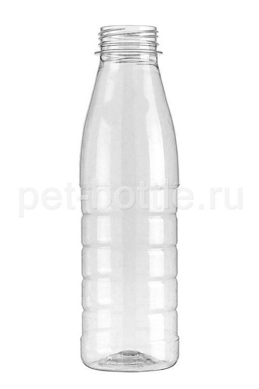 ПЭТ Бутылка 0,5 л Молоко