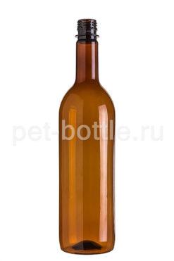 ПЭТ Бутылка 0,8 л Вино