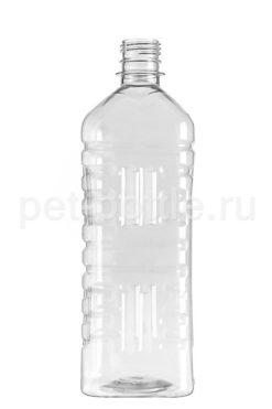ПЭТ Бутылка 0,9 л Квадратная