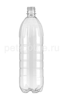 ПЭТ Бутылка 1 л Гладкая