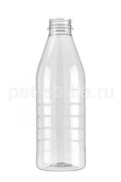ПЭТ Бутылка 1 л Молоко