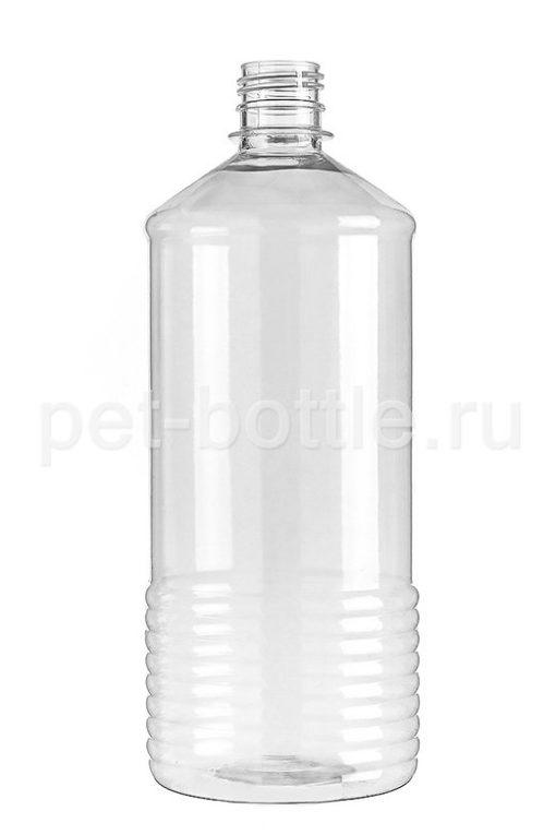 ПЭТ Бутылка 1 л Тех. жидкость