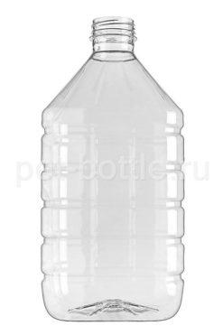 ПЭТ Бутылка 4,7 л Горло 48 мм