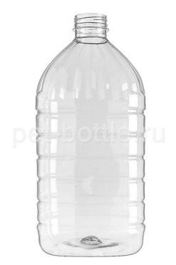 ПЭТ Бутылка 5 литров Купол
