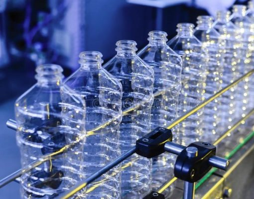 Производство ПЭТ бутылки
