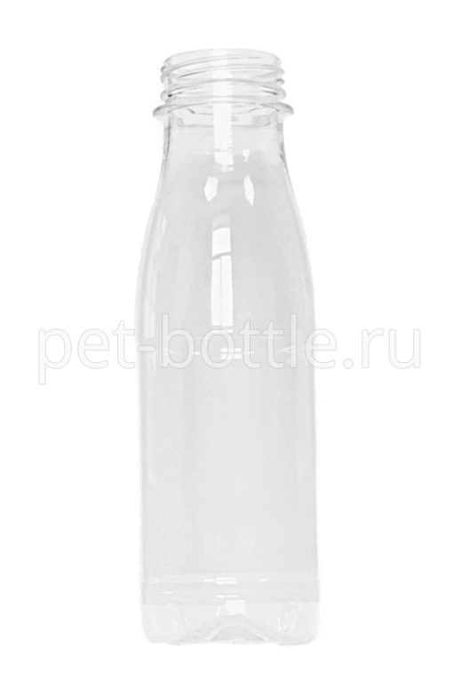 ПЭТ Бутылка 0,33 литра «Йогурт»