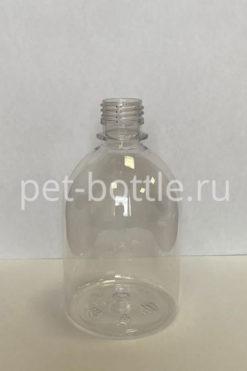 Бутылка 0,5 литра Мыло