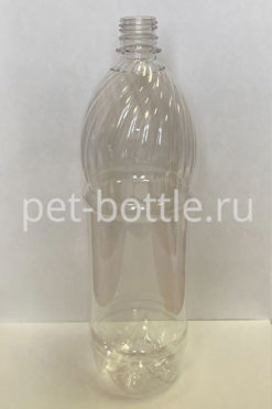 ПЭТ бутылка 1,4 литра Горло 28 мм