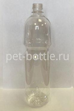 ПЭТ бутылка 1,5 л Гладкая