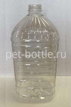 ПЭТ Бутылка 4.0 литра Горло 38 мм