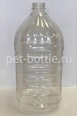 ПЭТ бутылка 5 л Горло 38 мм